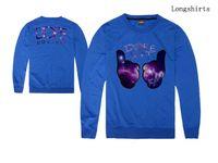 Wholesale 2016 new hiphop men long sleeve for trukfit tshirt men love long sleeve t shirt top quality plus size s xxl