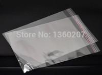 polypropylene bags - 500pcs x cm crystal clear plastic bags polypropylene cello resealable bags poly bag