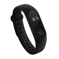 Wholesale IN STOCK Original Xiaomi Mi Band Smart Heart Rate Fitness Xiaomi Miband Wristband with OLED Display DAY Battery