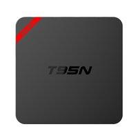best mini android tv - T95N Mini MX Plus Best Android Tv Box Free Google Channels Kodi16 GB GB S905X Quad Core Android6 Miracast Media Player