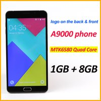fake - goophone A9 A9000 MTK6580 Quad Core inch Dual Sim Smartphone GB GB show fake g lte Android