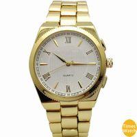 Cheap Luxury Brand K0RS Watche - Stainless steel Gold luxury Casual wristwatches-Men Women quartz watch - Japan movement wristwatches freeshipping