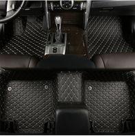 audi floor mat - Audi A3 A5 A8 A4 A6 A7 Skoda Octavia Fabia Superb Yeti VW CC Nissan Navara Qashqai Pulsar X trail Jeep Gand Cherokee car floor mat