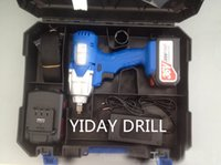 Wholesale 36V mah charging electric wrench with two batteries and one charger