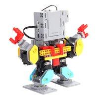 Wholesale UBTECH JIMU Smart Robot Live Building Block Robotics Kit digital building blocks smartphone tablet Control for IOS android