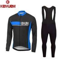 Wholesale Winter Thermal Fleece Cycling Jersey Ropa Ciclismo Invierno Super Warm Bicycle Mans Cycling Clothing Long Sleeve Cycling Clothes