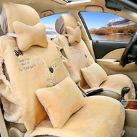 automotive seat manufacturers - The car seat cushion Cartoon Bear automotive supplies manufacturers on behalf of a Taobao zd412