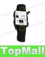 band scores - LAI Golf Club Stroke Score Keeper Count Watch Putt Shot Golf Counter with Wristband Band