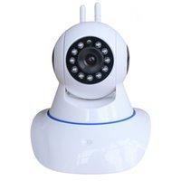Wholesale 720P FULL HD WIRELESS IP WIFI PTZ HOME SECURITY CCTV CAMERA IP Camera Wireless Camera H