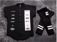 active rocks - Mens HBA Official High Quality Hip Hop Baseball Jackets Sleeves Detachable Fashion Rock Streetwear Military Men Jacket