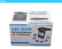 Precio de Cámaras de guión recuadro negro-6 IR LED 2.5 '' Car Dash cámara DVR grabador de cámara de sistema negro cuadro H198 versión de la noche Video Recorder Dash Cámara