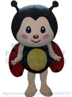 beatles costumes - Beatles ladybug mascot costume insect custom adult size cartoon character cosply carnival costume