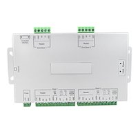 access control systems ip - TCP IP Network Access Control System Controller For Doors Access Control Board Users F1250D