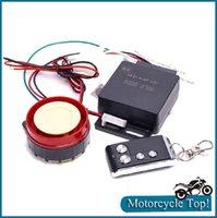 Wholesale New Bike Motorcycle Motorbike Scooter Audible v Sound Security Anti Theft System Vibration Sensor Alarm125db