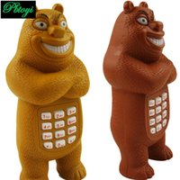 Wholesale Bear neck hanging cartoon music toys baby toys PB0122
