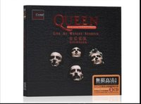 albums and songs - Genuine Queen Queen band cd album disc Europe and the United States nostalgia English rock songs car music cd full version