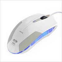 Wholesale E lue Mazer EMS600WHAA NU DPI Blue LED Optical USB Wired Gaming Mouse Mice