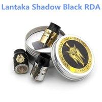 bear shadow - Lantaka Shadow Black RDA Clone Rebuildable Dripping Atomizer Velocity Style rda Post Philippines mm Diameter Wide Bore Drip Tips color