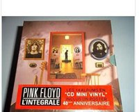 Wholesale Hot Selling New Free Ship PINK FLOYD OH BY THE WAY CD BOX SET