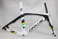 Wholesale Newest Cipollini NK1K T1000 K or k frame Full Carbon Road Bike Frame fork headset seatpost Size XXS XS S M L bicycle frameset