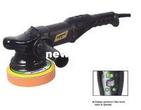 Wholesale 21mm electric random orbital thread dual action car polisher car polishing machine w v v speed variable CE passed