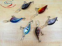 Wholesale Fishing Lure Hard Bait cm g Unique design Metal balls inside make interesting sounds