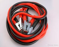 Wholesale car supplies A car ride FireWire copper whole m clip playing FireWire emergency start battery cable