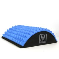 Wholesale Newest Back Pain Stretcher Lumbar Abdominal Exercise Back Stretcher Device for Chronic Lower Back Pain Stretch Mate