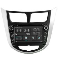 2 DIN accent verna - Witson Car DVD GPS Player Head Unit for Hyundai i25 Verna Solaris Accent with Radio Tape Recorder Support G Wifi OBD DVR