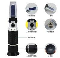 Wholesale Handheld brix Refractometer brix range