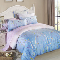 adult bedroom decor - FEDEX OR UPS Luxury printed Tencel bedding sets queen king size Sheets Floral Silk Duvet Cover for Bedroom Decor