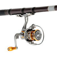 Wholesale New BB Ratio Carp Fishing Reel Right Left Hand Interchangeable Spinning Fishing Reel with Storage Bag
