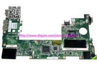 Wholesale 633486 motherboard for HP Mini CQ10 series w N455 CPU laptop motherboard Mainboard fully tested working Perfect