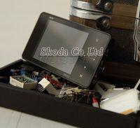 Wholesale Newest nano DS202 mini Digital Storage Oscilloscope MHz MSa s CH better than dso203 Oscilloscope Aluminum alloy shell