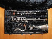 Wholesale Clarinet wood Bass Bb Leblanc Esprit Paris France
