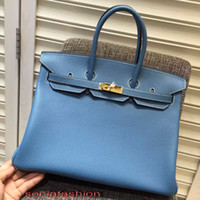 Wholesale Original Quality Fashion Brand women bag classic fashion style imported Italian leather by hand made women handbags