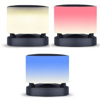 bedside panel - Ovevo Fantasy Pro Z1 Speaker Mini Smart LED Light Children Baby Bedroom Bedside Night Lamp Touch Panel Button