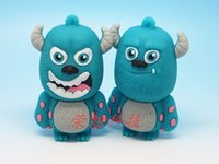 Wholesale Rong Xu University monster monster U disk U disk high speed USB orangutan student gift enough special offer