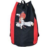 baseball player bags - Free combat player bag Kick boxing training backpack Taekwondo sport Nice exercise cinch Popular club drawstring case