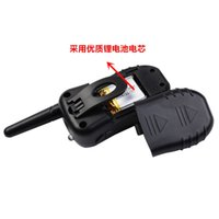 Wholesale 300M LCD LV Level Electric Shock Vibra Pet Dog Training Collar Waterproof And Rechargeable ZD082C