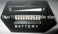 audio cart - Golf Cart Battery Indicator Meter Guage Volt Universal Guage EZGO club car car stereo audio jack
