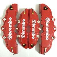 automobile brake parts - New car styling wheels hub brake caliper universal front rear brake accessories wheel rims accessories automobile parts
