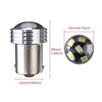 Wholesale 2x White BA15S SMD LED Turn Signal Rear Light Car Bulb Lamp Bulb V