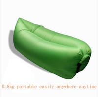 air travel cushion - Lamzac hangout inflatable sleeping bag garden Inflatable Air Cushion Bag Air Soft Hangout bag Air sleeping Bag
