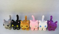 baby lying - New CM Cute Cat Lying Round Pendant Plush Toy Adorable Cat Soft Stuffed animal doll Kids amp Baby toy Birthday Gift