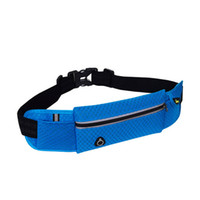 Wholesale Running Belt Workout Fanny Pack Running Bag Waist Pack for iphone Money Travelling Mountaineering Fishing Cycling