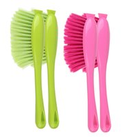 Wholesale Hanging round bed bed brush cleaning brush fur dust brush sweeping bed