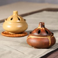 Wholesale ceramics Glaze Crafts Aromatherapy stove Home Decoration hand made home decoration Crafts Vintage porcelain