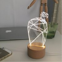 Wholesale Led Projector DIY Hand Made Cute Idea For Small Plants Electronic Decorate Your Window Sill Desk Fresh And Beautuful