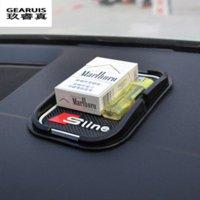 anti slip vinyl - Sline D Anti Slip Mat Interior Accessories Mobile Phone S Line Anti Slip Pad For Audi A2 A3 A4 A6 A8 A7 TT